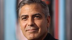 George Clooney has grown a big and bushy beard ... and the internet is loving it!