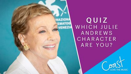 QUIZ: Which Julie Andrews character are you?