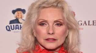 Blondie's Debbie Harry reveals explicit details about a drug-fueled night with David Bowie