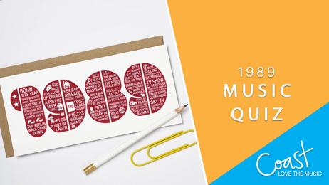1989 Music Quiz