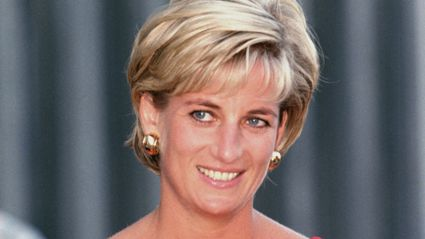 Here's your first look at The Crown's Princess Diana in character