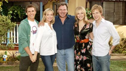 Hugh Sheridan confirms reports Australian series 'Packed to the Rafters' is in talks for a revival