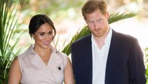 """British media hit out at Prince Harry's """"attack"""" saying Meghan isn't """"in same league"""" as Diana"""