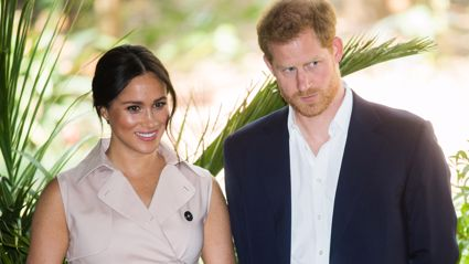 """British media hit out at Prince Harry's """"attack"""" saying Meghan Markle isn't """"in same league"""" as Princess Diana"""