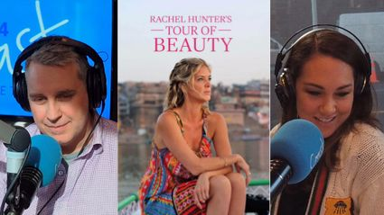 Rachel Hunter opens up to Jason Reeves and Renee Wright about what her mother taught her before she passed away