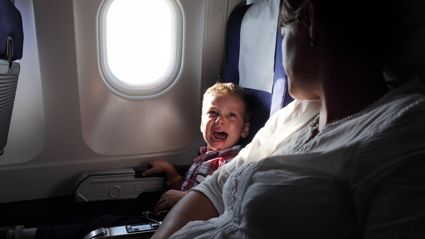 Airlines are now letting passengers see where babies and toddlers are on seated on flights