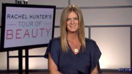 Rachel Hunter's Tour of Beauty.
