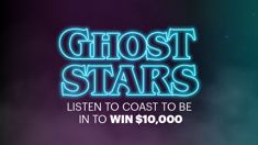 Ghost Stars: Be in to WIN $10,000!