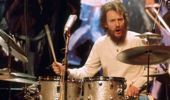 """Ginger Baker with """"the best drum solo ever"""""""