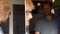 Prince Harry has just teased a surprise collaboration with Ed Sheeran