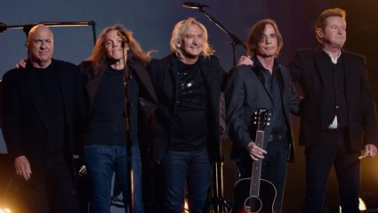 The Eagles have announced they'll play the entire 'Hotel California' album on a new tour in 2020!