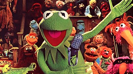 A videographer has hilariously edited 'The Muppet Show' footage into a couple's wedding film
