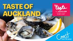Win tickets to Taste of Auckland!