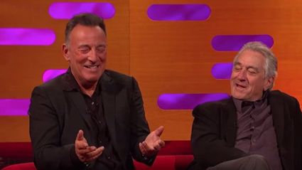 Bruce Springsteen tells Graham Norton hilarious story about breaking into Graceland to meet Elvis
