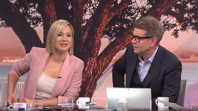 TVNZ Breakfast's Hayley Holt celebrates five years of sobriety with heartfelt message