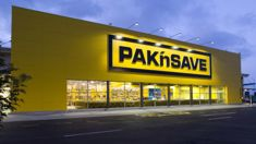 Palmerston North Pak'nSave billboard goes viral thanks to its unfortunate placement