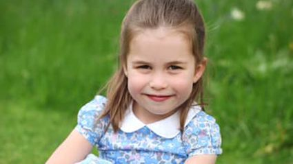 Five-year-old Australian girl wins Princess Charlotte lookalike competition