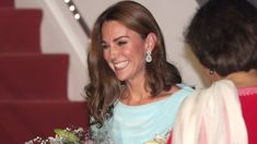 ROYAL TOUR: Kate Middleton channels Princess Diana with elegant outfit on arrival in Pakistan