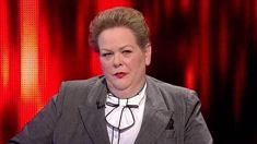 "The Chase's Anne Hegerty hilariously hits out at fan who declared they're ""boycotting"" the show"