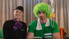 Air New Zealand releases cheeky new safety video for Irish rugby fans