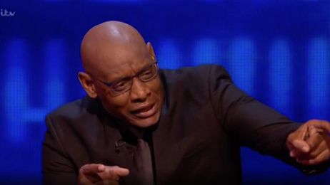 The Chase's Shaun Wallace leaves Bradley Walsh confused with his terrible E.T impression