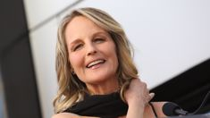 Helen Hunt rushed to hospital after her car was flipped onto its side in crash