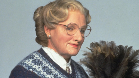 'Mrs. Doubtfire' is being turned into a musical