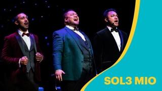Coast Presents 'A Sol3 Mio Christmas' - SECOND SHOW ANNOUNCED!