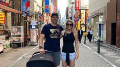 Charlotte McCaw 'more popular than dad' Richie in Japan