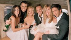 Jennifer Aniston says Friends cast is 'working on something together'