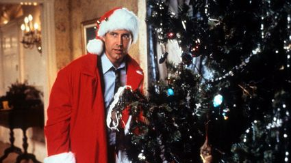 Chevy Chase, from the film 'Christmas Vacation' Image / Getty