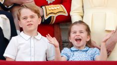What Prince George and Princess Charlotte argue about