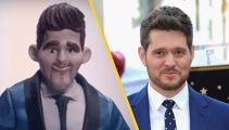 Michael Bublé unveils brand new 'White Christmas' version with cute music video