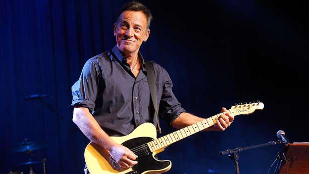 Bruce Springsteen / Getty Images
