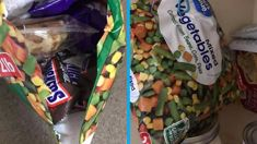 Mum's genius life hack for hiding treats from her kids goes viral