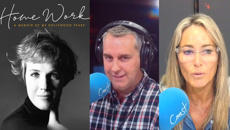 Jase and Bernie chat to the AMAZING Dame Julie Andrews