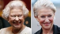 Dame Helen Mirren shares a story about an 'awkward' moment she had with the Queen
