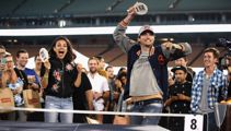Ashton Kutcher and Mila Kunis don't plan on leaving much for their children down the track