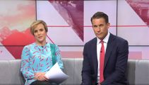 Hilary Barry and Jeremy Wells upset 'Seven Sharp' viewer with Goodnight Kiwi segment