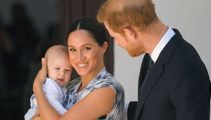 Meghan Markle and Prince Harry share sweet new photo of Archie for Prince Charles' birthday