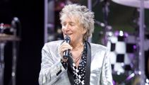 Rod Stewart unveils incredible 124ft long model railway that he spent 26 years building