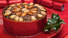 Allyson Gofton's traditional Christmas cake recipe