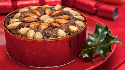 Allyson Gofton's traditional Christmas cake recipe