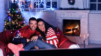 Experts claims people who watch Christmas movies are happier!