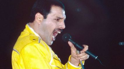 The Freddiemeter - how well can you sing like Freddie Mercury?