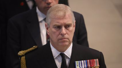 Prince Andrew announces he's stepping back from public duties following Jeffrey Epstein scandal