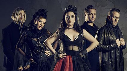 Gothic rock band Evanescence release cover of Fleetwood Mac's 'The Chain' and we are not a fan!