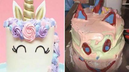 Jase and Bernie's favourite cake FAILS!