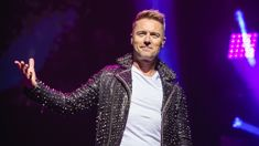 Ronan Keating announces he is to become a father for the fifth time!