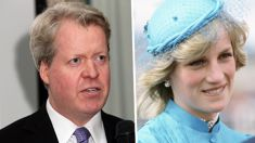 Princess Diana's brother Charles Spencer makes rare public tribute to her at Diana Legacy Awards